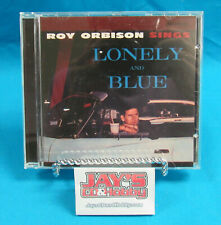 Ray Orbinson Lonely And Blue 24k Gold CD 1995 Monument JK 66219