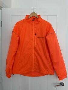 Muddy Fox Orange Light Weight Jacket Size M