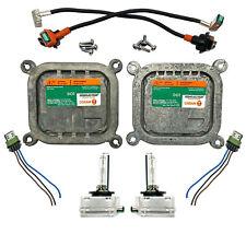 2x OEM Lincoln MKC MKS MKT MKX Xenon Ballast & D3S Bulb Kit Module Control Unit