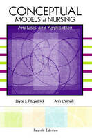 Conceptual Models of Nursing: Analysis and Application (4th Edition)-ExLibrary