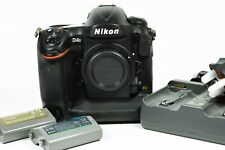 Nikon D4S 16.2 MP Digital SLR Camera - Fantastic condition Shutter count 65,397
