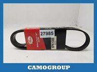 Belt Service V-Ribbed Belt Gates VW Golf 5 6 Passat Audi A2 A3 A4 BMW Serie 5