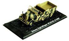 Schwere Zugkraftwagen 18t (Sd.Kfz.9) FAMO - 1944 diecast 1:72 model (BG-34)