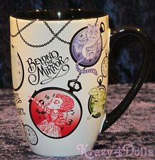 Disney Alice Through The Looking Glass Mug,Mad Hatter,Red Queen,White Rabbit!