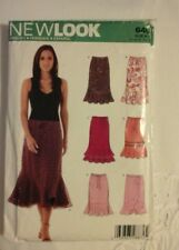 Paper pattern 6 Skirts 36-46 New Look 6463