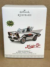 2017 Hallmark Kiddie Car Classics - 1966 Batmobile - Batman Classic Tv Series