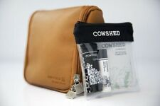✈️ NEW United Airlines Business First Amenity Kit Sealed Travel Bag Cowshed