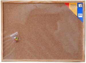 Pinnwand Pinwand Pinnboard Korkboard Korktafel Korkpinnwand Pinntafel 40x60 cm