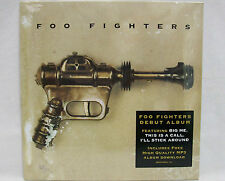 "NEW & Sealed ""Foo Fighters"" (Self Titled) LP Vinyl Debut Record + Free HQ MP3"