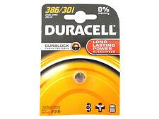 A2ZWORLD CELL BATTERY LITHIUM BUTTON DURACELL 386 301 D386 SR43 280-41