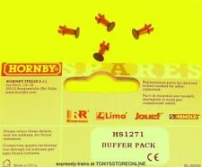 hornby international ho spares hs1271 1x buffer pack suits hr6006/40