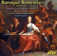 Vojtech Spurny, Bohemian Baroque - Bohemian Baroque 4 [New CD]