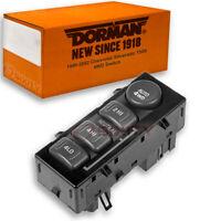 Dorman 4WD Switch for Chevy Silverado 1500 1999-2002 - 4 Wheel Drive fa