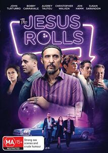 BRAND NEW The Jesus Rolls (DVD, 2020) R4 Movie Big Lebowski Spin-Off