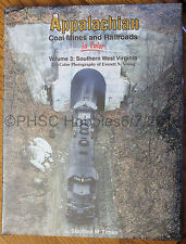 MORNING SUN BOOKS - APPALACHIAN COAL MINES & RR In Color Vol. 3 - HC 128 Pages
