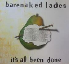 Barenaked Ladies(CD Single)Its All Been Done-New