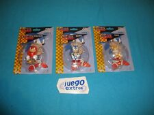 Sonic The Hedgehog Mini Figure Collectibles Serie 1 First 4 Figures Blister New