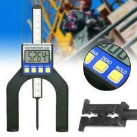 LCD Digital Höhen- und Tiefenmesser Messschieber Messschieber Messset 0-80m N5Y3
