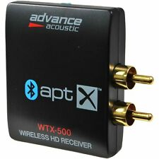 Advance Acoustic Wtx-500 Receiver Bluetooth Aptx New Warranty