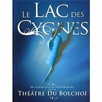 The Bolshoi Theatre - Swan Lake [DVD][Region 2]