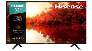 Hisense 32-Inch 32H5500F Class H55 Series Android Smart TV with Voice Remote