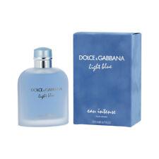 Dolce & Gabbana Light Blue Eau Intense Pour Homme Eau De Parfum EDP 200 ml (man)