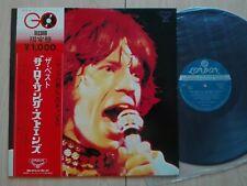 ROLLING STONES – 'THE BEST''- JAPAN LP VINYL W/OBI (GO-5).