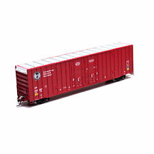 NEW ATHEARN RTR HO CANADIAN PACIFIC 60' GUNDERSON HI CUBE D/D BOXCAR - 218307