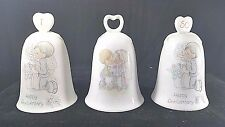 Precious Moments Wedding 3 Bell Lord Brought You Together 1 50 Happy Anniversary