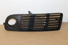 AUDI a6 98 -2001 GRIGLIA ANTERIORE SINISTRA CON NEBBIE 4b0807681g01c NUOVO Originale VW Parte
