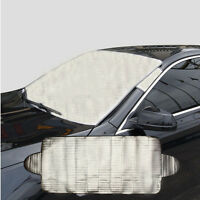 Couverture pare-brise de voiture Anti Snow Frost Ice Shield Dust Protec ZH