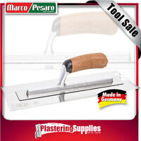 Marco Pro Plaster Trowel  360x120mm FLEXI S/Steel Cork Handle  MP5704
