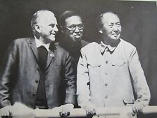 US Talk with Mao Of Life Magazine -4/10/1971;21 Pages of Color,White Rare Photos