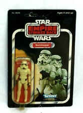 1981 Star Wars ESB Empire Strikes Stormtrooper Figure 48 Back MOC Sealed Carded