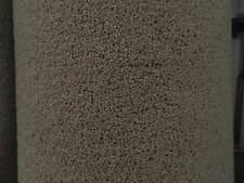 Carpet Remnant Roll End New Vitronic 50 Mushroom Wool 5x2.43m RRP£279 Warrington