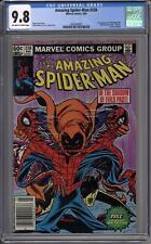 Amazing Spider-Man #238 Newsstand Variant CGC 9.8 (OW-W) 1st Hobgoblin