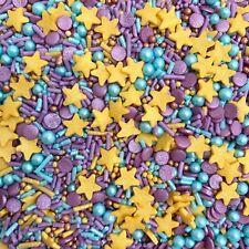 50g Disney Aladdin Princess Jasmine inspired Sprinkle Mix Cupcakes Cake Toppers