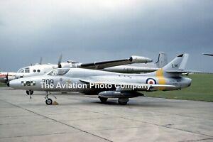 Royal Navy 764 Squadron Hawker Hunter T.8 XF289 Photograph
