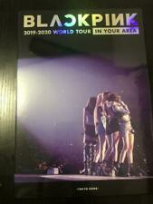 BLACKPINK 2019-2020 WORLD TOUR IN YOUR AREA-TOKYO DOME limited DVD NO photocard
