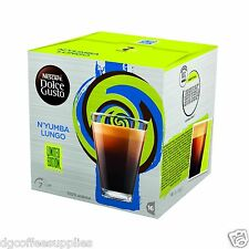 New Dolce Gusto Rare NYumba Lungo Coffee Pods 16/Order loose 16 Servings UKstock