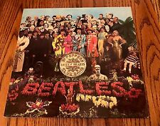THE  BEATLES ~ SGT. PEPPERS LONELY HEARTS CLUB BAND ~ IMPORT LP WITH INSERT