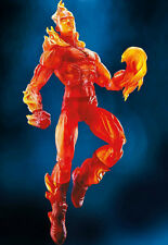 MARVEL LEGENDS Fantastic Four Human Torch 2017 WALGREENS ACTION FIGURE NEW