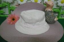 chapeau de soleil fille 44 cm