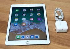 NICE! Apple iPad Air 2 128GB, Wi-Fi + Cellular (Unlocked), 9.7in - Silver PHOTOS