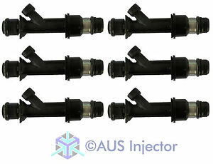 [10659-6] Set of 6 Replacement Fuel Injector Buick Chevrolet Oldsmobile Pontiac