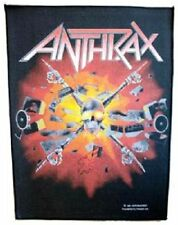 "ANTHRAX  ""GOT THE TIME""    VINTAGE SEW ON BACKPATCH"