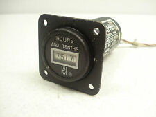 AWH A25235 ELAPSED TIME INDICATOR 115V 400CPS 3 WATT MAX