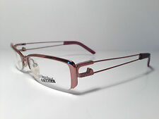 JP GAULTIER DESIGNER FRAMES GLASSES VJP048 53-16-130 NEW & GENUINE - 20,000 F/B*