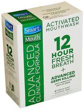 SmartMouth Case of Six Boxes of 32 OZ. PROFESSIONAL Advanced Formula Mouthwash