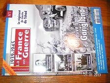 ! 1939/45 La France en Guerre n°1 Mouchotte Milice Mauthausen Garigliano ...